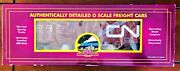 Mth Premier O Scale 20-97636 Canadian National 4-bay Hopper Car With Coal Load