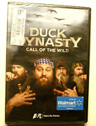 Best Of Duck Dynasty Call Of The Wild Dvd, 2012 New Sealed