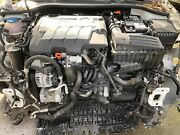 2011 Jetta Wagon 2.0 Tdi Complete Engine With Automatic Transmission.