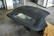 2014 Chevrolet Corvette Convertible Roof Cover Soft Top Assembly