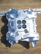 1968 Plymouth Gtx Dodge Charge R/t Four Barrel Intake Manifold Oem 2806178