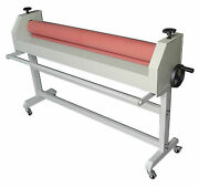 Stand Large Soft Rubber Roll Cold Laminating Machine Laminator 51in 1300mm New