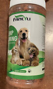 Fancycli Hemp Calming Treats For Dogs Stress And Dog Anxiety Relief Baconandcheese