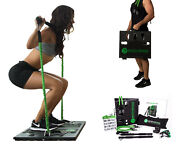 Bodyboss Home Gym 2.0 - Full Portable Gym Home Workout Package + 1 Set Of Resist
