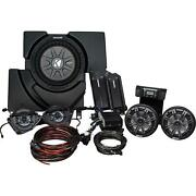 Ssv Works 5 Speaker Kit Can Am X3 Kicker X32-5k