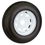 American Tire 530 X 12 B Tire And Wheel Imported 5 Hole Painted 530x12 30740