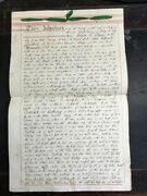 1836 Willimasburg, Brooklyn Land Deed/ Union Ave And Aimslie Street/orig.