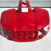 New Arctic Cart Oem Fenderassembly-front Red 2506-366