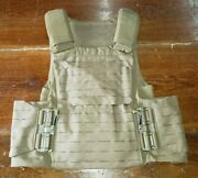 Firstspear Sloucher 6/12 Tubes M Coyote Brown Low Vis Armor Carrier Plate Lvac