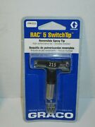 Graco Rac5 Rac 5 Airless Paint Sprayer Tips We Have All Sizes 286xxx New