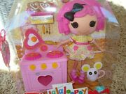 Lalaloopsy Crumbs Cookie Party Full Size Doll
