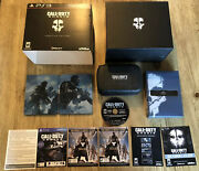 Call Of Duty Ghosts / Prestige Edition - Ps3 Sony Playstation 3 Complete