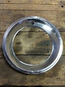 Stainless Beauty Trim Rings Wheel Trim Ford Chevy Dodge Gm