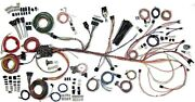 1964-67 Chevy Chevelle And Malibu Sw El Camino American Autowire Wiring Harness