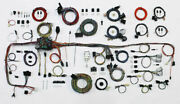 1983-87 Chevrolet/gmc Truck American Autowire Wiring Harness W/aftermarket Ac