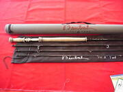 Beulah Platinum Switch Fly Rod 10ft 8in 7/8 Line Great