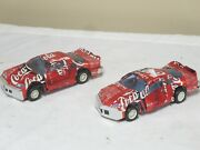 2 Coca Cola Can Art Nascars Made Out Of A Can Of Coke