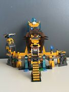 Lego Legends Of Chima The Lion Chi Temple 70010 No Vehicles Or Mini Figs