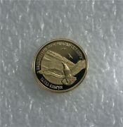 2006 Belarus 50 Gold Rubles Rouble National Parks Seagull Proof Mint-e 3000 Pc