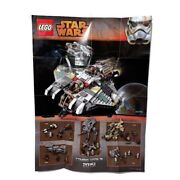 Lego Star Wars 2014 Minifigures Poster Free Shipping