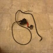 2000 Yamaha Yzf 600r Starter Relay With Extra Cables