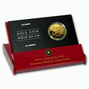 2005 Canada 200 Dollars Gold Coin 1/2 Oz Fur Trade Proof