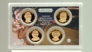 2008 Us Presidential 1 Proof Sets With Box And Certificate