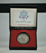 1779 Americas First Medals Major Henry Lee W Us Mint Coa And Display Case A1674