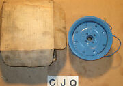 1968 Ford Mustang Air Conditioning Clutch Pulley Delco Air Part 15-414