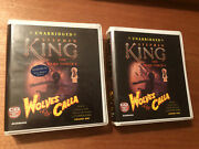 The Dark Tower V Song Of Susannah Vol 1and2 By Stephen King 2003, Cd, Unabridged