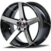 Alloy Wheels 19 Ex18 For Alfa Romeo 159 Brera Giulietta + Brembo 5x110 Pcd Bp