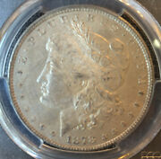 1878 Morgan Silver Dollar 8 Tail Feathers Pcgs Ms 65