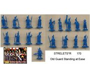 1/72 Strelets 170 Old Guard Standing At Ease Napoleonic Wars. Mib Toy Soldiers