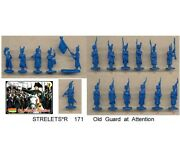 1/72 Strelets 171 Old Guard At Attention Napoleonic Wars. Mib Toy Soldiers