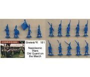 1/72 Strelets 181 Old Guard On The March Napoleonic Wars Mib Toy Soldiers