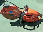 Hilti Dsh 700-x Gas Saw For Parts Only L@@ks Clean Needs Repair Fast Ship