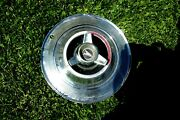 4 Spinner Hub Caps For Chrysler Product 14 All 4 In Good Condition