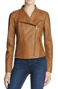 Andrew Marc Womens Leather Jacket List For 495 Med
