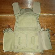 Firstspear The Sleeper S Coyote Brown Low Vis Armor Carrier Plate Balcs Spear Fs