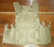 Firstspear The Sleeper M Coyote Brown Low Vis Armor Carrier Plate Balcs Spear Fs