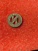 Virginia Electric And Power Co. Transit Token Norfolk Div One Fare Vintage