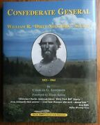 Confederate General William Read Dirty Neck Bill Scurry Civil War Usa, Tennessee