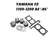 Speed Products Piston Kit And Gasket 71mm For Yamaha Fz 1100 1200 84 85 86