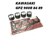 Speed Products Piston Kit And Gasket 75mm For Kawasaki Gpz 900r 84 85 86 87 88 89