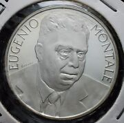1996 Republic Italian 1000 Livres Montale Bottom Mirror From Divisional