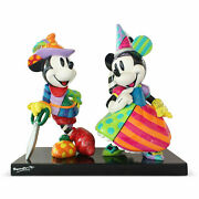 Enesco Britto Brave Little Tailor Mickey Mouse Le Large Figurine New