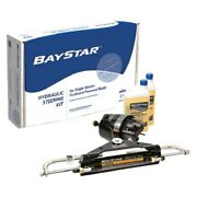 Baystar Plus Hydraulic Steering Kit Without Hoses Seastar Solutions Hk4500a-3