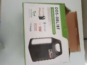 Dds-08l/bt Solar Home Lighting System Multi-function Mobile Power Mp3 Player