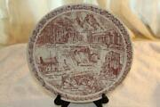Vernon Kilns State Plate Knoxville Tennessee The Chimneys Henley Bridge