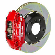 Brembo Gt Bbk For 02-06 Mini Cooper / S | Front 4pot Red 1c2.6001a2